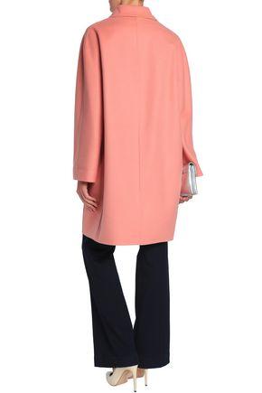 EMILIO PUCCI Wool and cashmere-blend felt coat