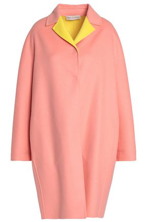 EMILIO PUCCI Wool and cashmere-blend felt coat