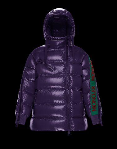 Moncler LIRIOPE, Vestes courtes pour Femme   Boutique en ligne ... 3aa0ad8b98b