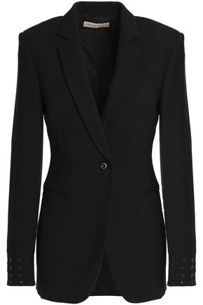 EMILIO PUCCI Wool-blend blazer
