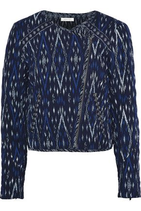SOFT JOIE Akinyi quilted jacquard jacket