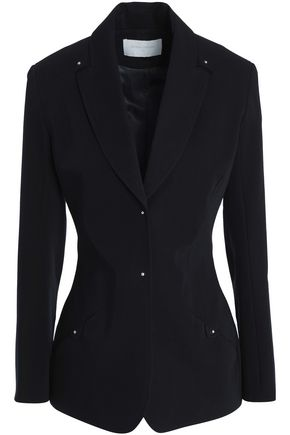 ESTEBAN CORTAZAR Cotton-blend twill blazer