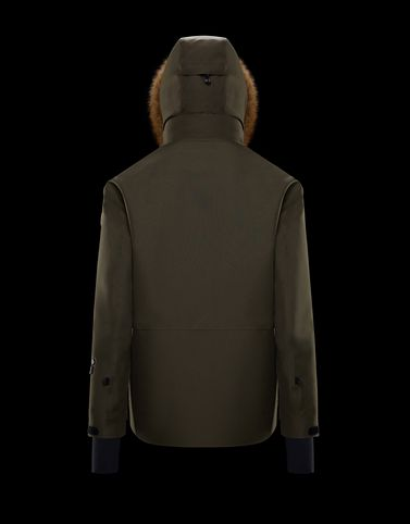 Moncler Grenoble Jackets and Down Jackets Man: KASTEL