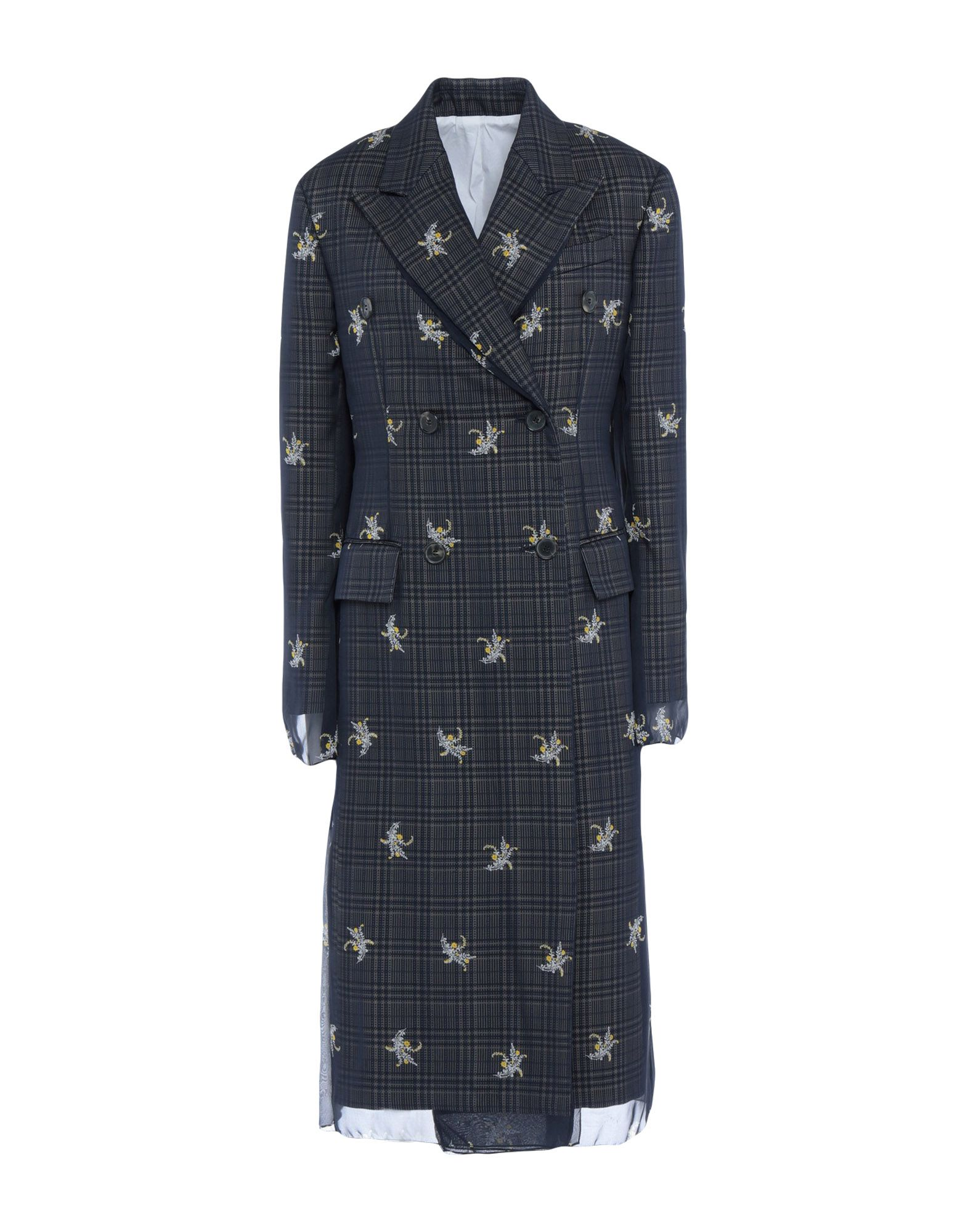 CALVIN KLEIN 205W39NYC Пальто женское пальто calvin klein