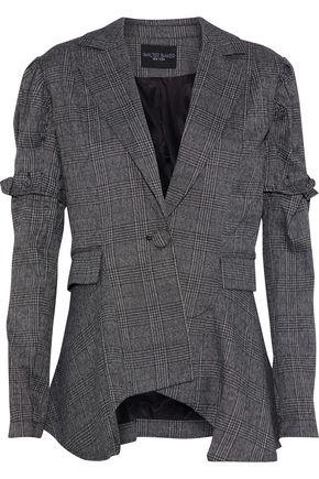 W118 by WALTER BAKER Linda Prince of Wales woven blazer