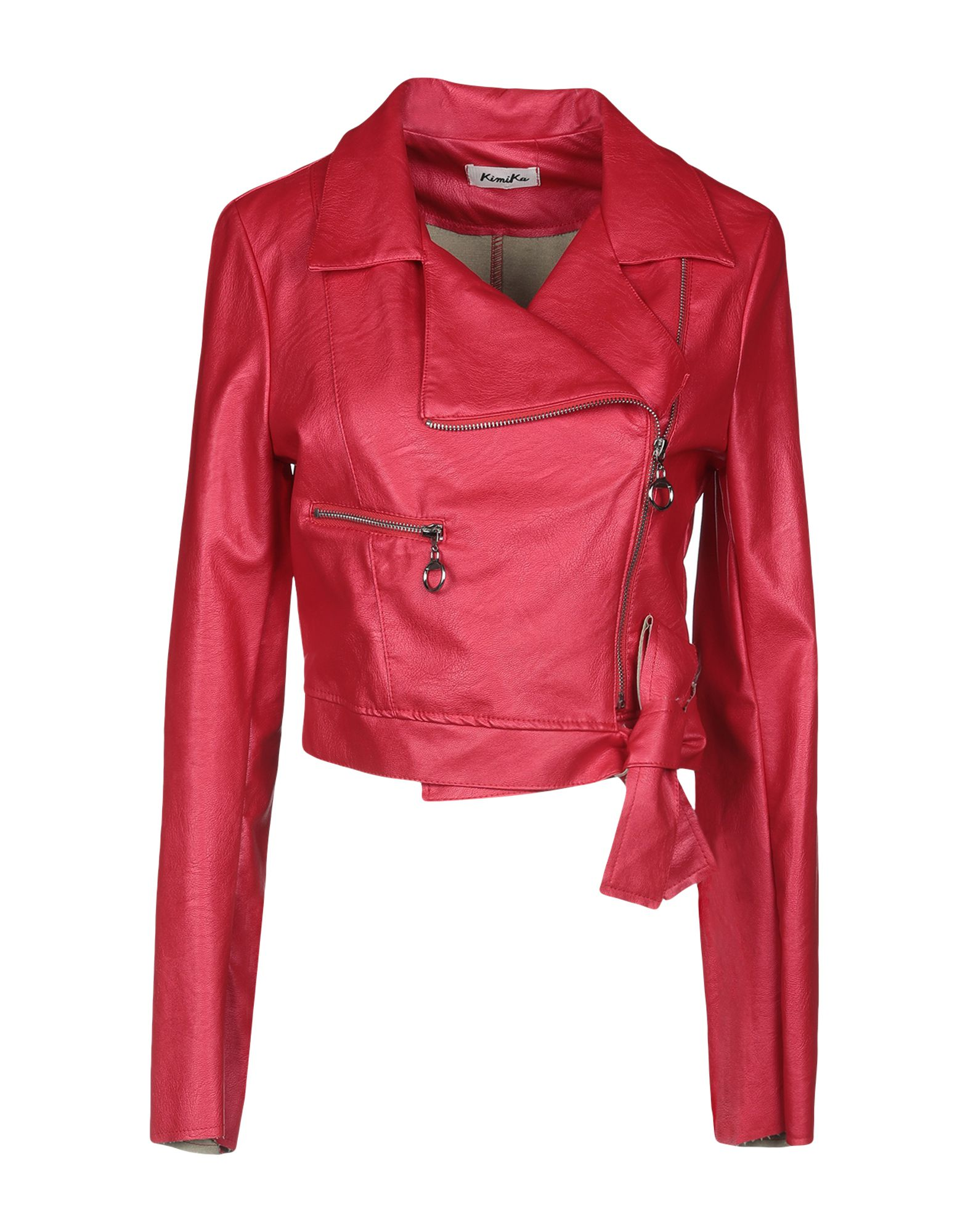 KIMIKA Куртка детские звезда тонкий короткий любовь с 2015 года женщин пу кожа куртка мотоцикла напечатаны длинные прилив
