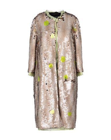 Купить Легкое пальто от MARCO BOLOGNA бежевого цвета