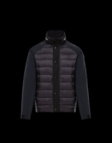 MONCLER DYENS - Bomber Jacket - men