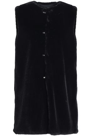 7 FOR ALL MANKIND Faux shearling vest
