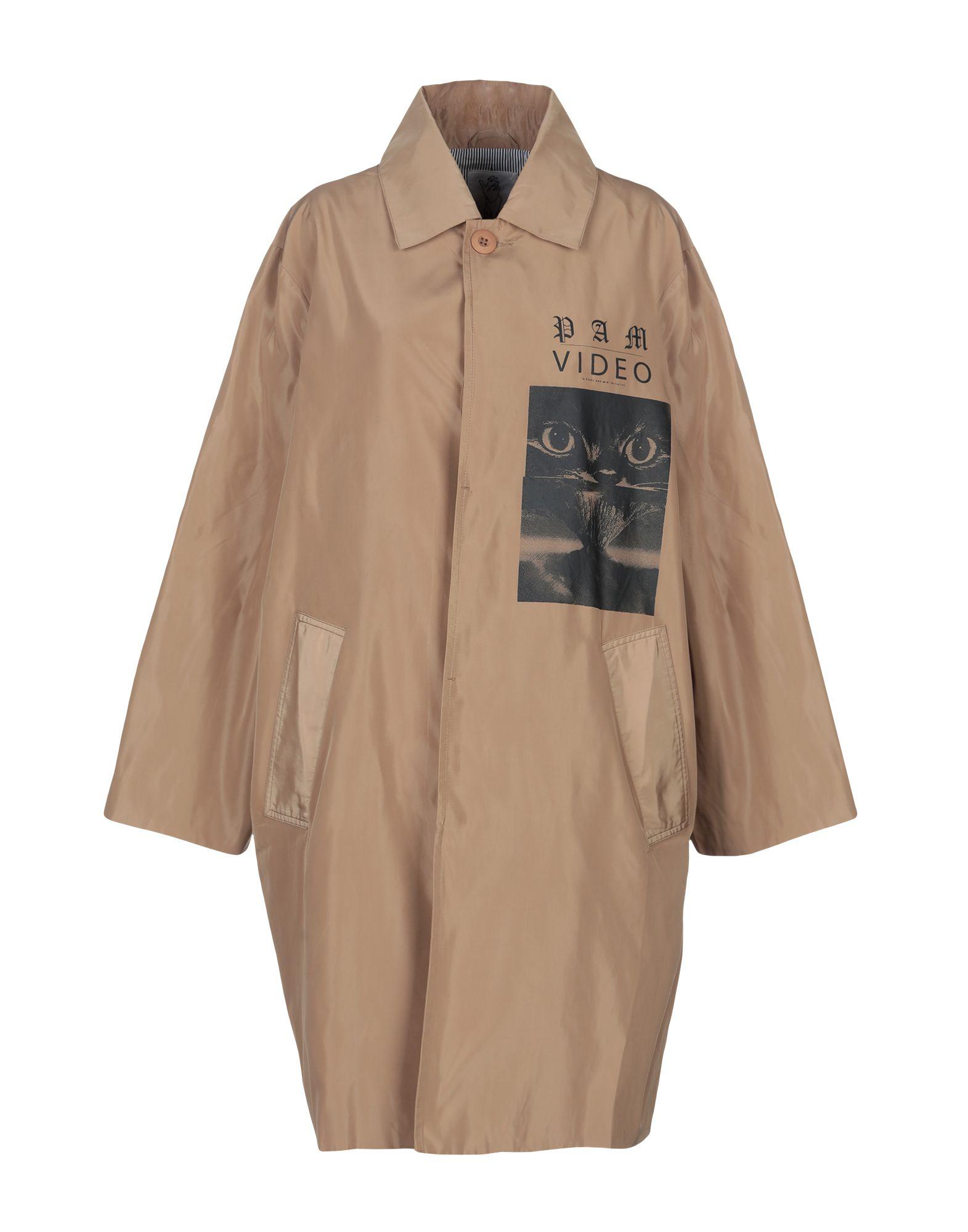 P.A.M. PERKS AND MINI Легкое пальто silk and soie легкое пальто