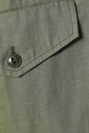 RAG & BONE Bennett cotton-gauze jacket