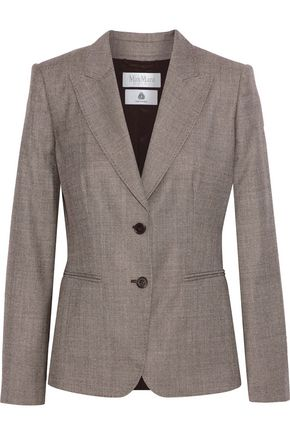 WEEKEND MAX MARA Gaspare wool blazer
