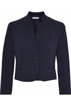 MAX MARA Frizzo cropped cady blazer