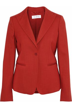 WEEKEND MAX MARA Umile wool-blend blazer