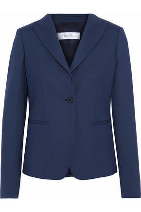 MAX MARA Umile wool-blend blazer
