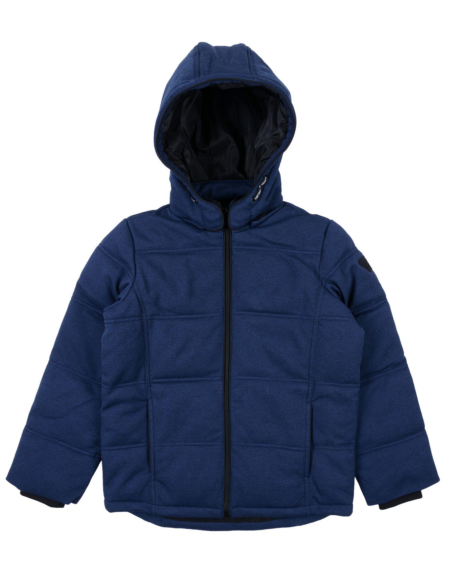 EMPORIO ARMANI Synthetic Down Jackets