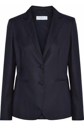 MAX MARA Vinci wool-blend blazer