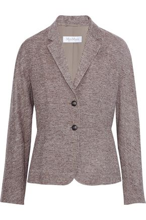 WEEKEND MAX MARA Calesse wool-blend twill blazer