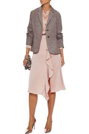MAX MARA Calesse wool-blend twill blazer