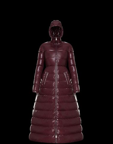 MONCLER AGNESE - Long outerwear - women