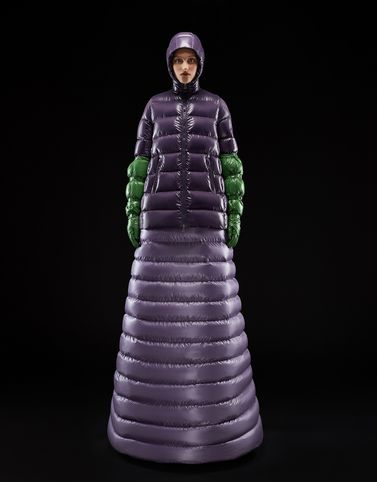 Moncler Short Down Jackets Woman: BEATRICE