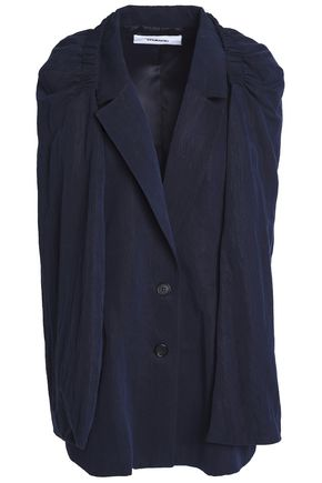 CHALAYAN Cape-effect twill vest