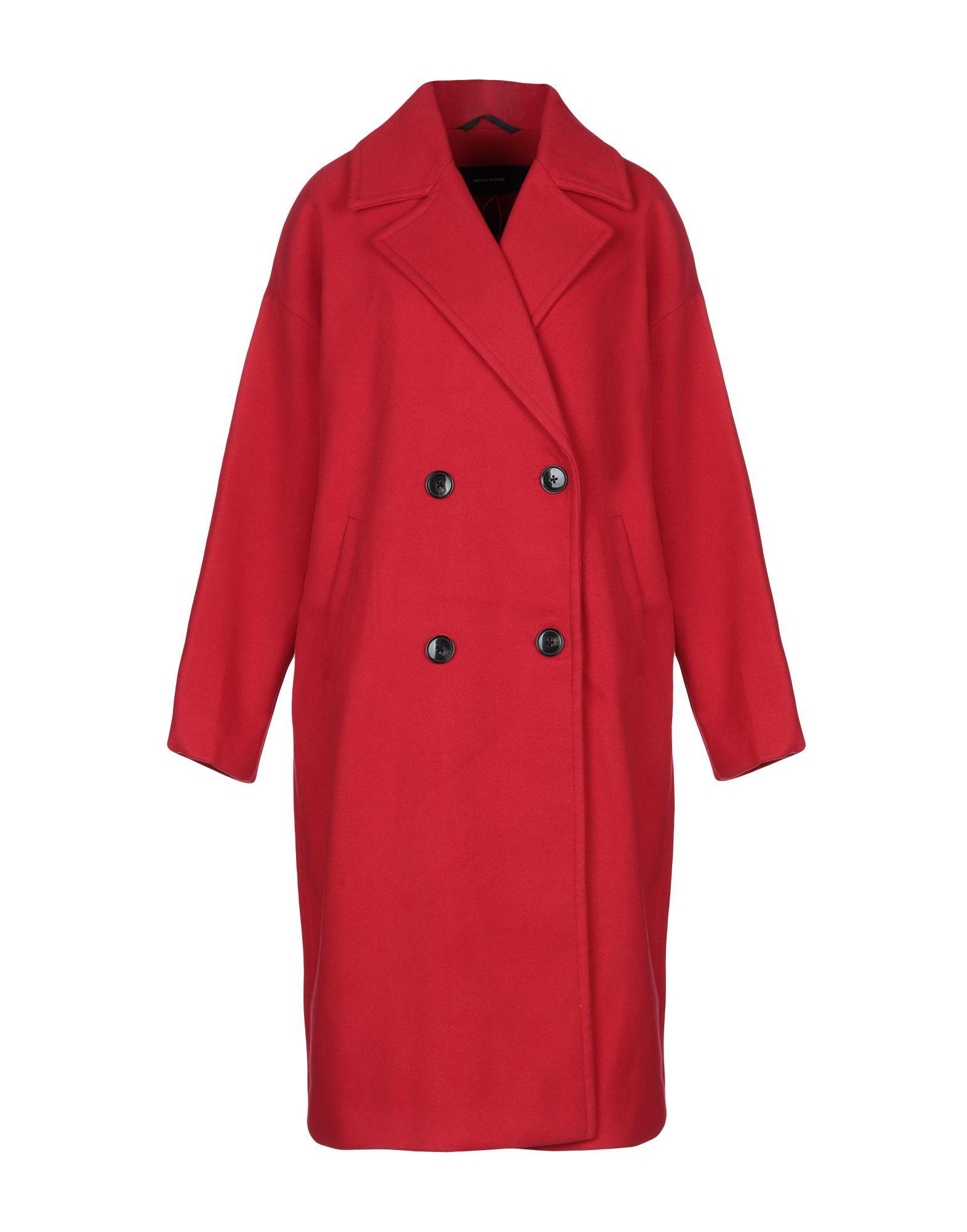 VERO MODA Пальто блуза vero moda vero moda ve389ewzku18