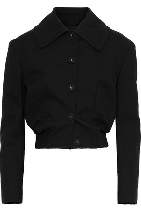 Blend Cotton Cropped Schouler Proenza Jacket Twill P7URnnWq