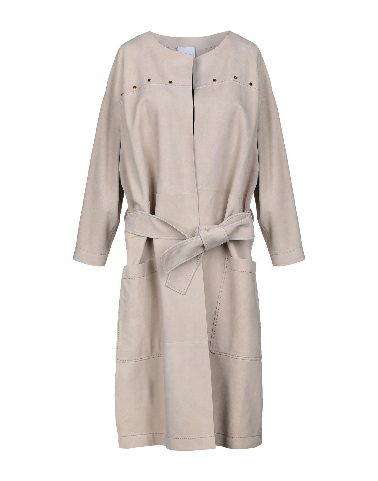AGNONA Легкое пальто agnona ремень