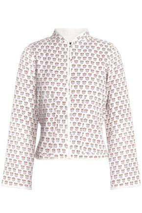 ANTIK BATIK Quilted cotton jacket