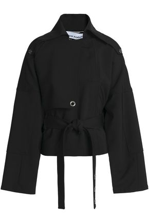 PACO RABANNE Wool-blend jacket