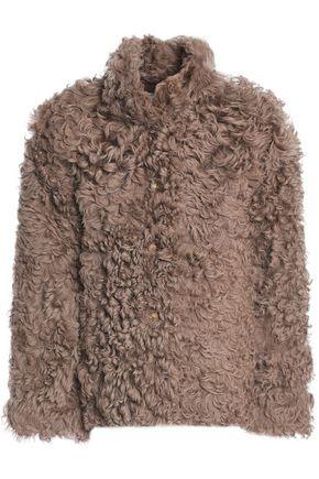 KARL DONOGHUE Shearling coat
