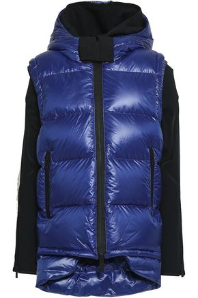 TEMPLA Shell down jacket
