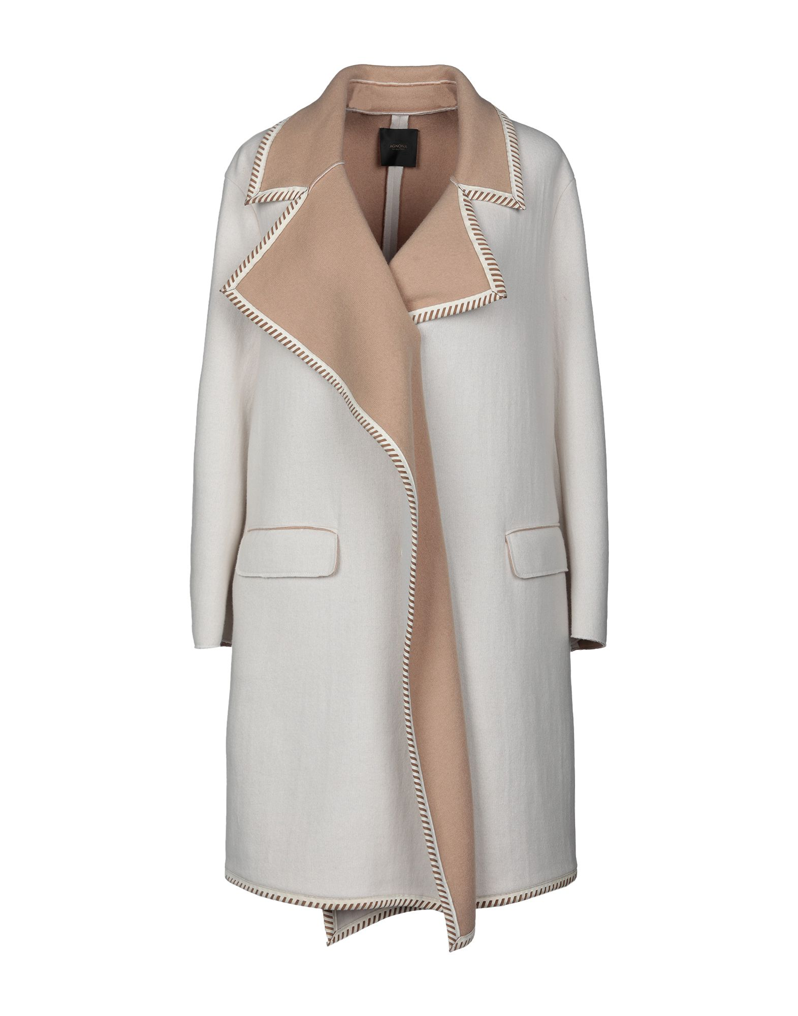 AGNONA Пальто agnona пальто
