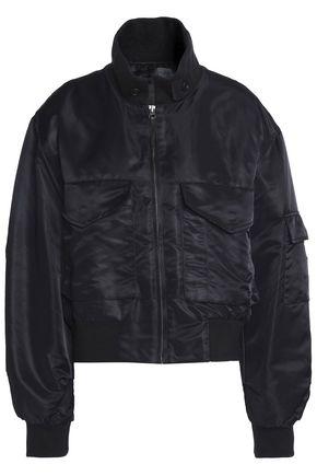NILI LOTAN Shell bomber jacket