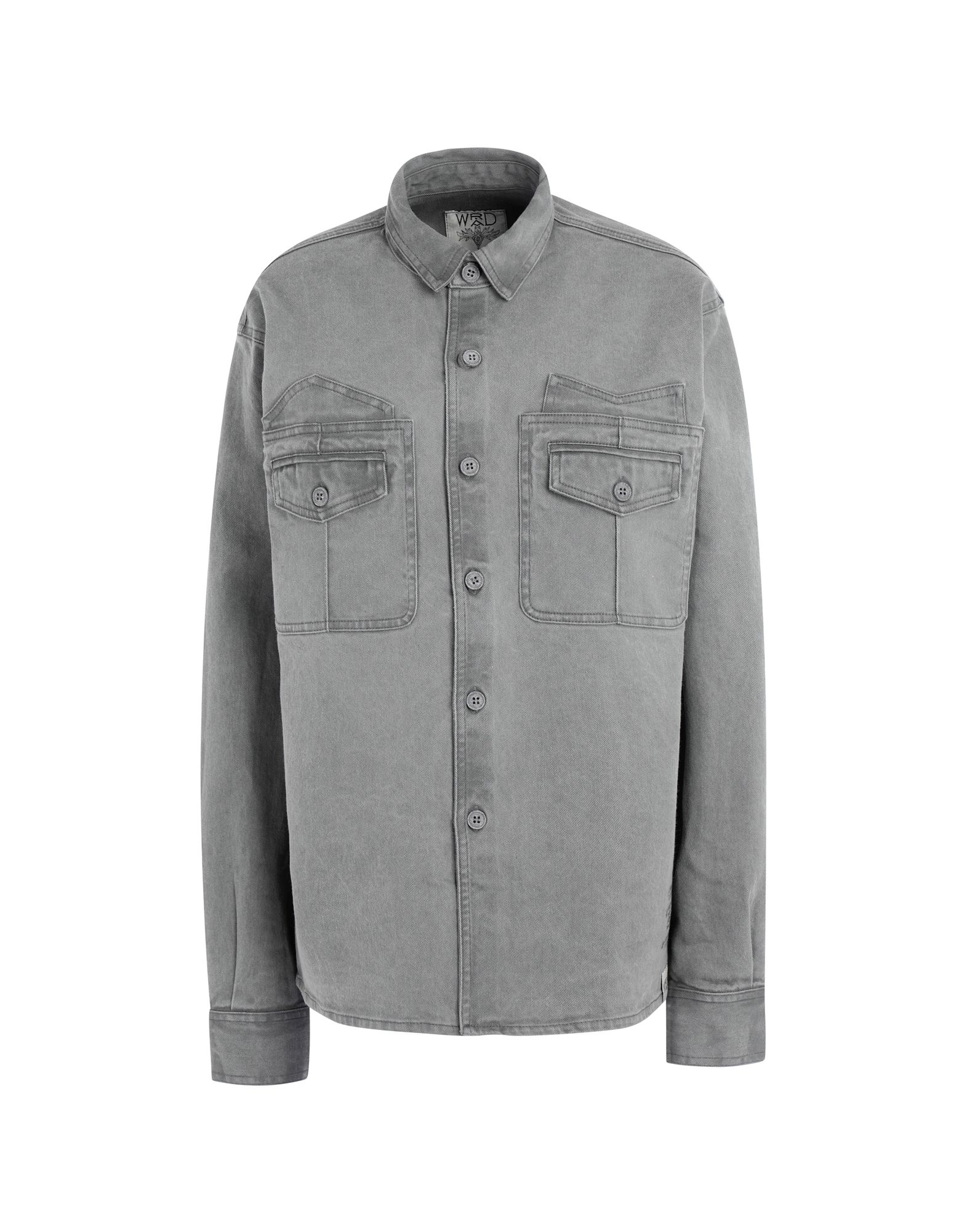 WRÅD Джинсовая верхняя одежда брендовая одежда