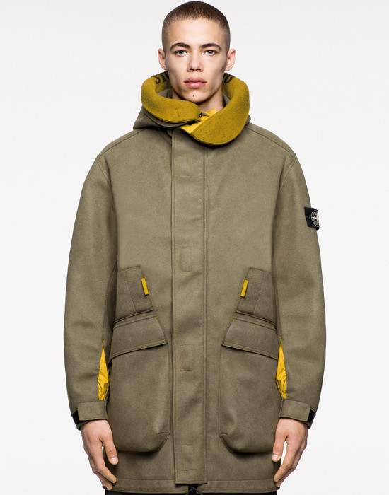 41848468rt - COATS & JACKETS STONE ISLAND