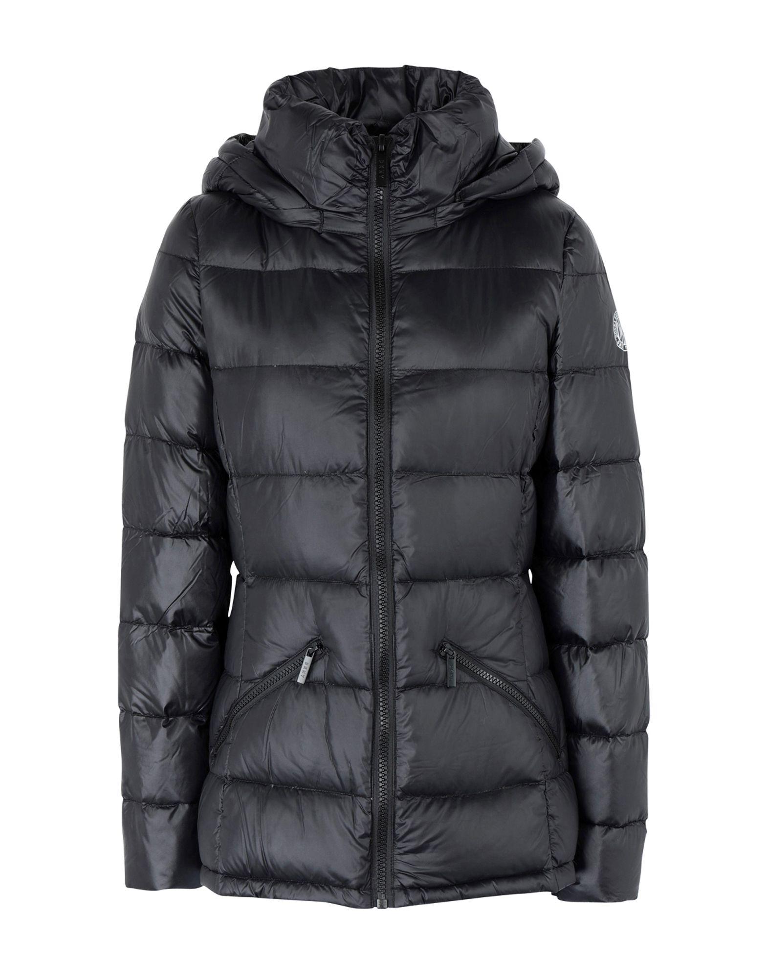 DKNY Пуховик цены онлайн