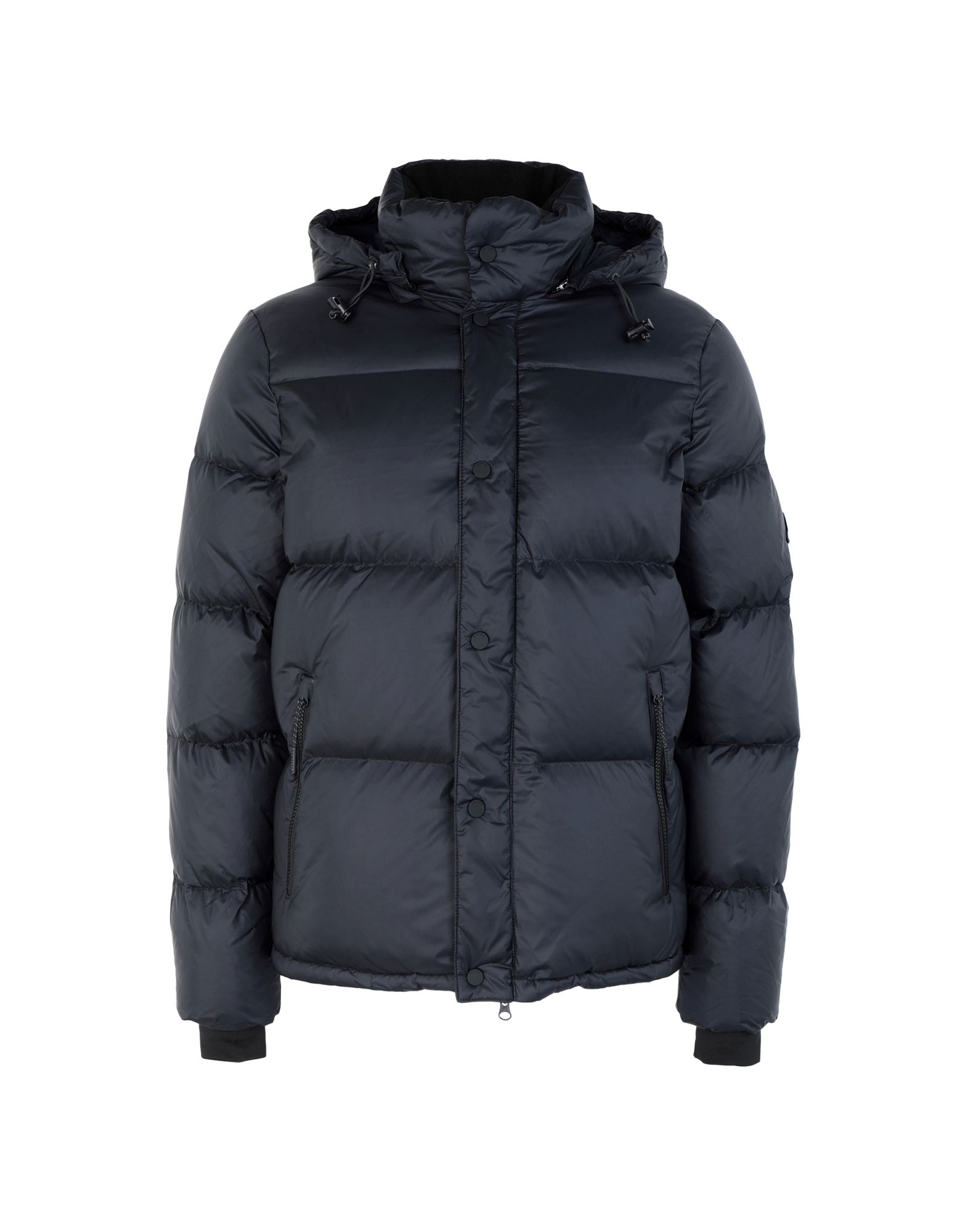 YOOX.COM(ユークス)《セール開催中》PENFIELD メンズ 合成繊維中綿アウター ブラック M ナイロン 100%