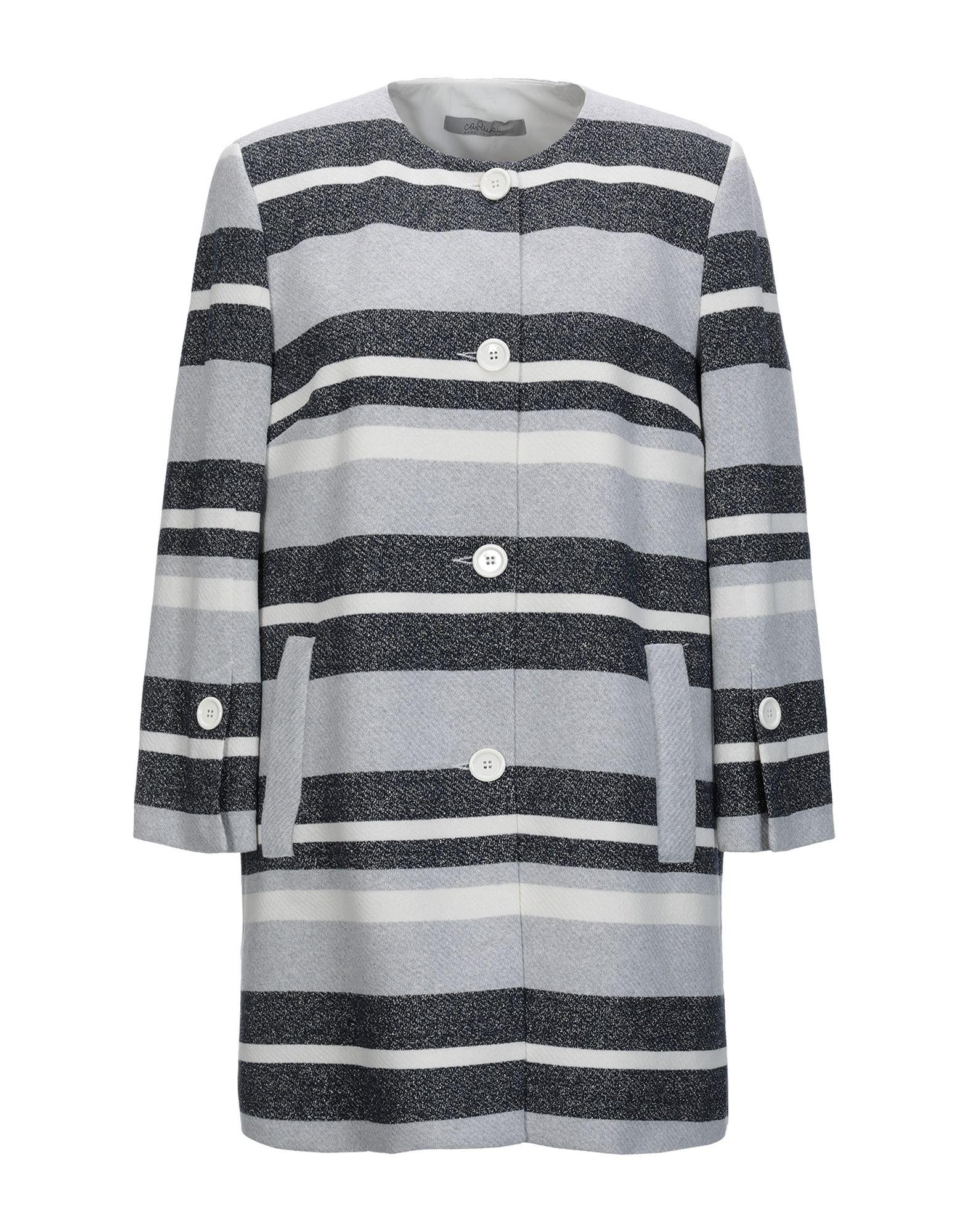 CARMEN Overcoats - Item 41849294