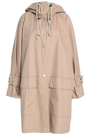 SEE BY CHLOÉ Cotton-gabardine trench coat