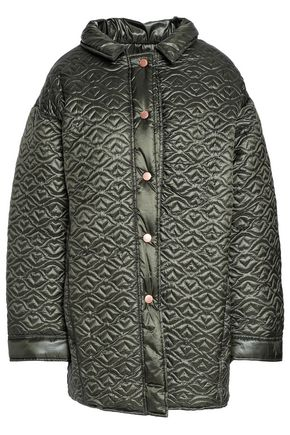 SEE BY CHLOÉ Quilted shell down jacket