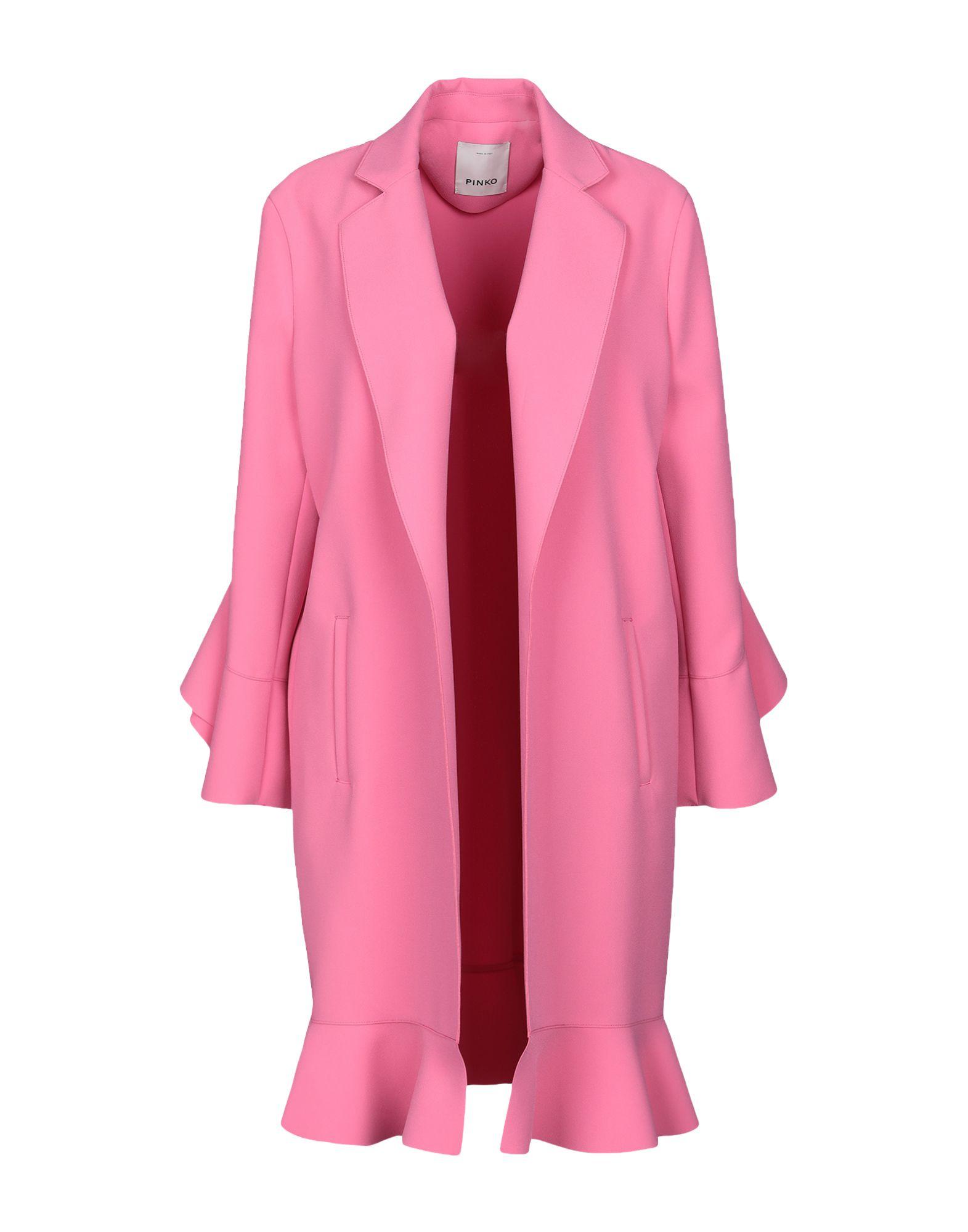 PINKO Легкое пальто pinko tag легкое пальто