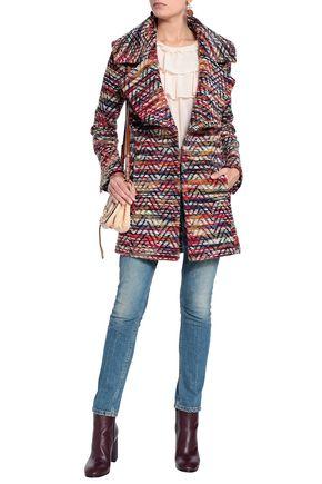 SEE BY CHLOÉ Jacquard coat