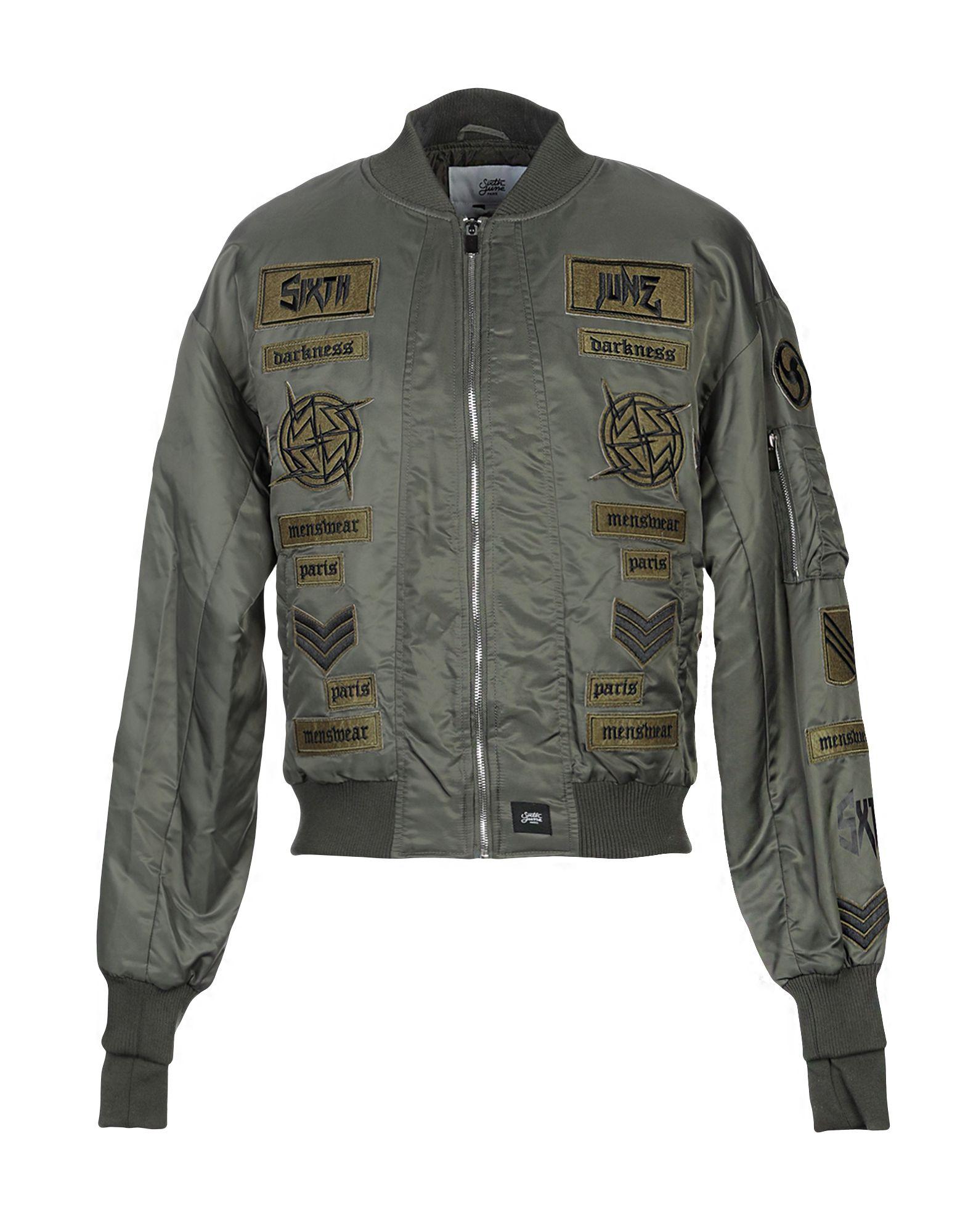 SIXTH JUNE Куртка sixth june w1676vsw blanc