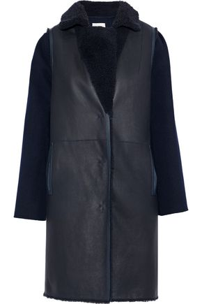 YVES SALOMON Eclipse shearling coat
