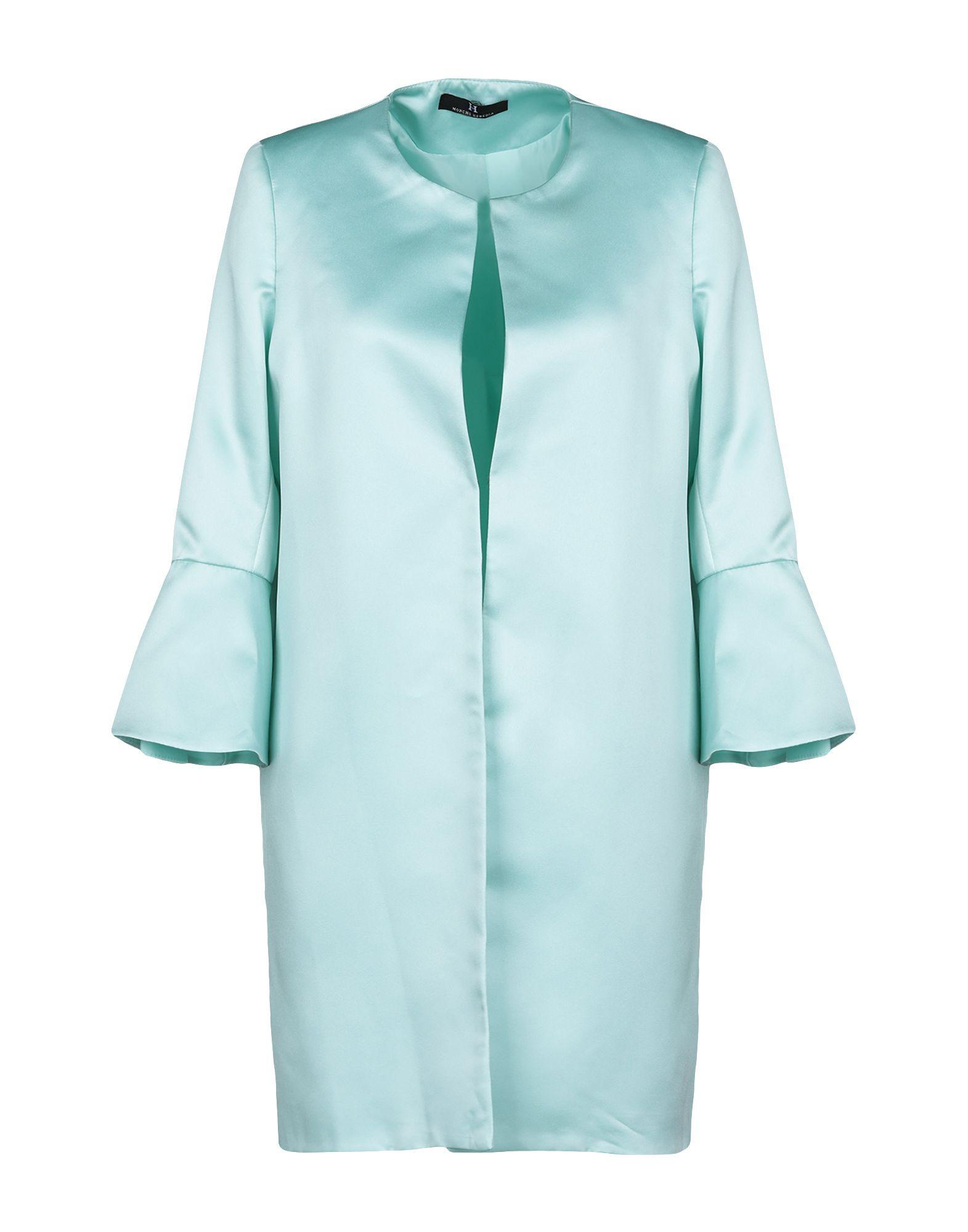 MONCHO HEREDIA Легкое пальто moncho heredia платье длиной 3 4