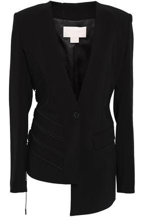 ANTONIO BERARDI Layered woven blazer