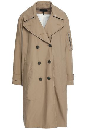 RAG & BONE Double-breasted cotton trench coat