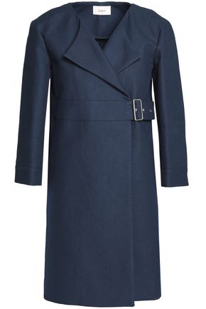 BA&SH Cotton-gabardine coat